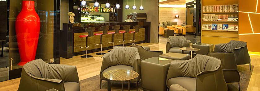 New Lounges At Rome Fiumicino And Milan Malpensa
