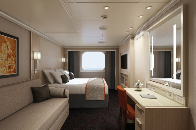 Family Ocean-view Stateroom