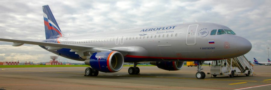 Aeroflot Expands Fleet with Four Brand New Airliners