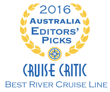 Scenic wins 'Best River Cruise Line' in inaugural Cruise Critic Editors' Picks Awards