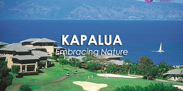 Hawaiian Airlines Celebrates First Flight to Kapalua!