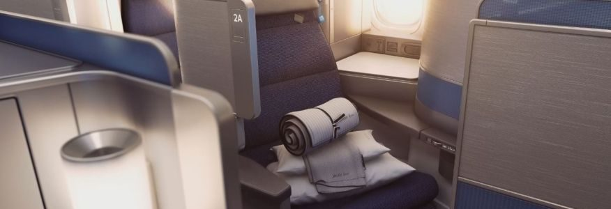 United Airlines to launch sleeping class cubicles in business class