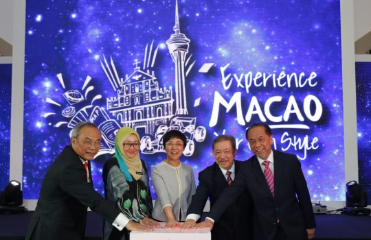 """""""Experience Macao – Malaysia"""" grandly opens Attracts high-value visitors from middle-haul markets to Macao and promotes multi-destination tourism"""