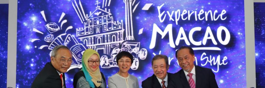 """Experience Macao – Malaysia"" grandly opens Attracts high-value visitors from middle-haul markets to Macao and promotes multi-destination tourism"