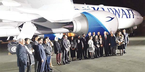 Kuwait Airways Transformation Strategy & New Livery
