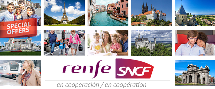 Rail Europe: France-Spain High Speed Group Promotion