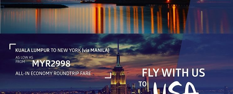 Extraordinary Fares to The USA with Philippine Airlines!