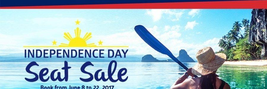 Philippine Airlines: Independence Day Seat Sale!