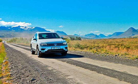 Europcar: Let's Drive Through The Mesmerizing Iceland!