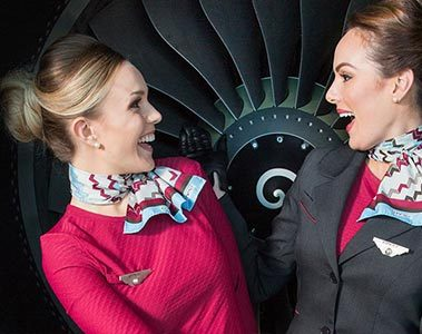 A day in the life of Cabin Crew