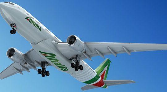 Alitalia third most punctual airline in Europe