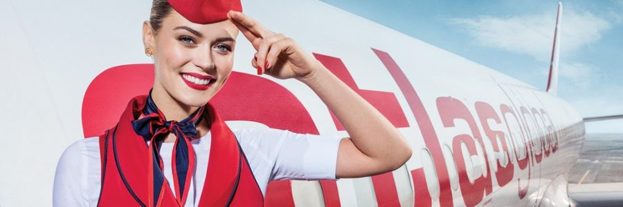 Atlasglobal is Certified as a 4-Star Airline