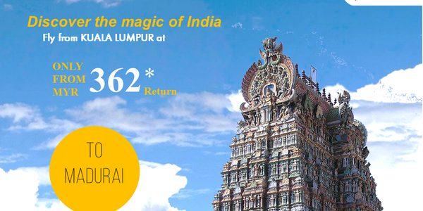 Jet Airways: Discover the magic of India !