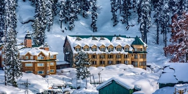 Discover the beauties of Kashmir with Jet Airways
