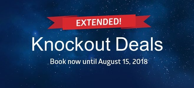 Philippine Airlines: Knockout Deals!