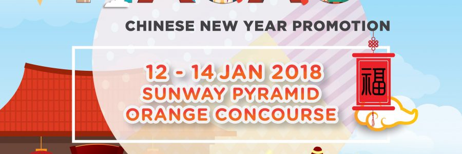 Kick-start 2018 with the 'Experience Macao CNY Promotion'