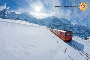 Rail Europe: Swiss Transfer Ticket – the perfect winter ticket
