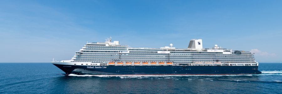 Holland America Line Takes Delivery of Nieuw Statendam from Fincantieri Shipyard