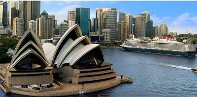 Cunard Announce Record 2020 – 21 Summer Season in Australia.