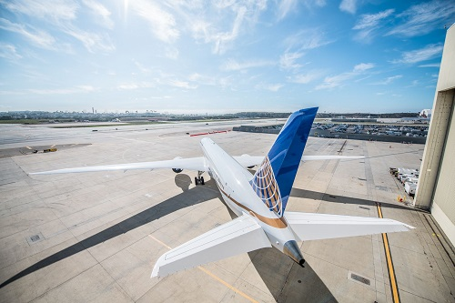 United Airlines Springs Forward with New Routes Starting this Month