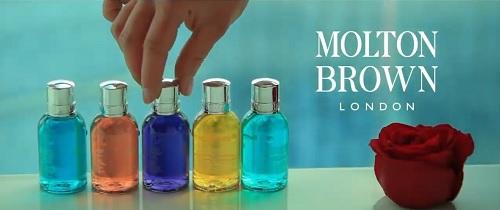 Seabourn Partnerships – Molton Brown