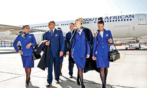 South African Airways scoops 4 Skytrax Awards in 2019