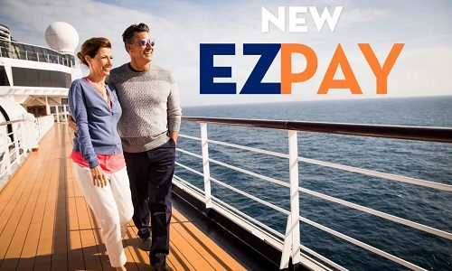 New EZpay Allows Holland America Line Guests to Make Monthly Interest-Free Cruise Payments