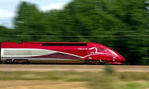 Thalys, the fastest way to travel between France, Germany, Belgium and the Netherlands.