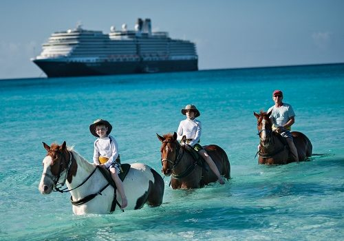 Seven Holland America Line Ships Explore the Caribbean's Tropical Jewels and Cruise Line's Award-Winning Private Island on 2019-20 Cruises