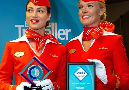 Aeroflot wins at Business Traveller Awards 2019 affirming global leadership among premium airlines