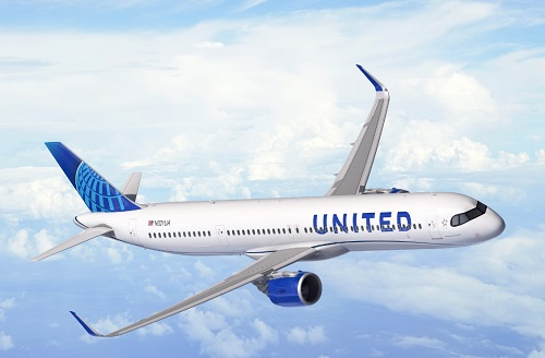 United Airlines Sets a Course for the Future With Order of 50 Airbus A321XLR Aircraft