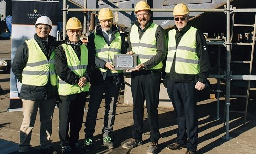 Seabourn Celebrates Keel Laying For Its First Ultra-Luxury Purpose-Built Expedition Vessel