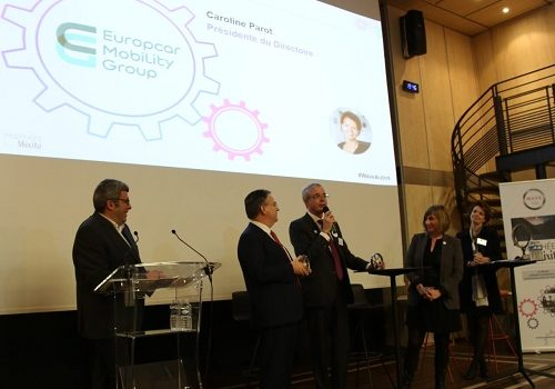 "Europcar Mobility Group awarded by ""Les Trophées de la Mixité 2020"" in the ""Global Feminisation"" category"