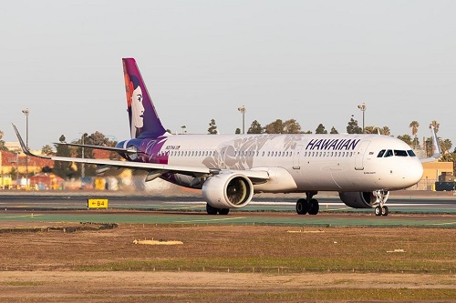 Hawaiian Airlines Adjusting Hawai'i-Haneda Frequency