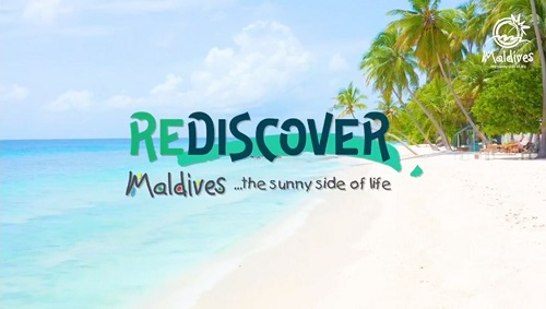 "Maldives Resumes Tourism With The Launch of ""Rediscover Maldives…The Sunny Side of Life"""