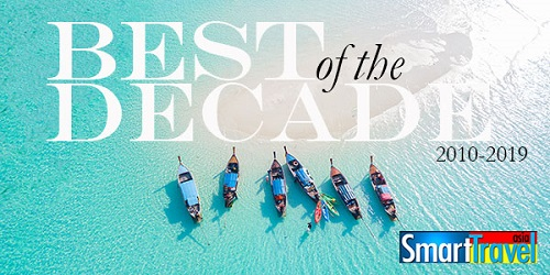 Maldives has been chosen as Asia's Most Romantic Escape by Smart Travel Asia