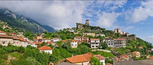 Alitalia -Tirana The Beauty of Frescoes and Islamic Art