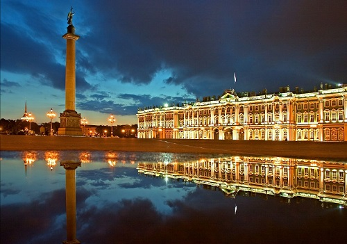 Aeroflot: St Petersburg Awaits You With Its Amazing Cultures!