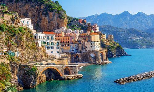 Europcar Ultimate Amalfi Coast Road Trip