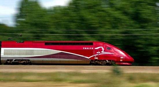 Rail Europe – Only by train, only in Europe