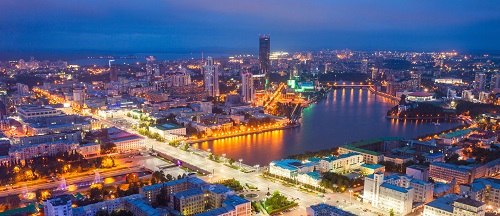 Aeroflot – Visit Ekaterinburg, to immerse yourself in the urban atmosphere