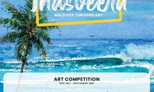 "Visit Maldives Launches Art Competition Titled ""Thasveeru: Maldives Through Art"""