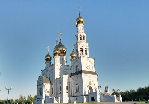 Aeroflot – Orsk, the city of an admirable historical buildings