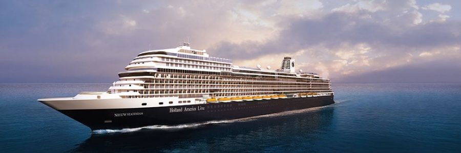 Holland America Line's Nieuw Statendam to Explore Norway, the Baltic, Iceland and the Mediterranean for the 2019 Summer/Fall Season