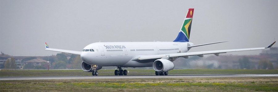 South African Airways awarded 4-Star Skytrax ranking 16 times