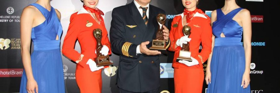 Aeroflot retains title as Europe's Leading Airline at the World Travel Awards