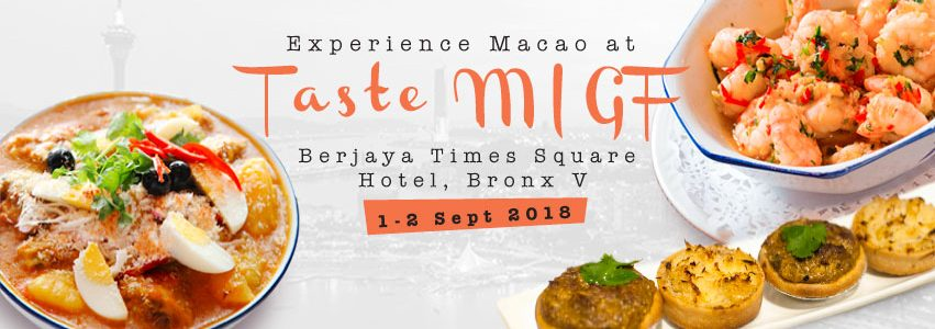 Macao Gastronomy Charms KL