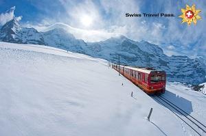 Rail Europe: Swiss Transfer Ticket – the perfect winter ticket