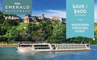 Emerald Waterways: Discover the wonders of Europe on an award-winning river cruise