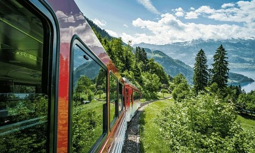 Rail Europe: 8 Swiss places you can only reach by public transport